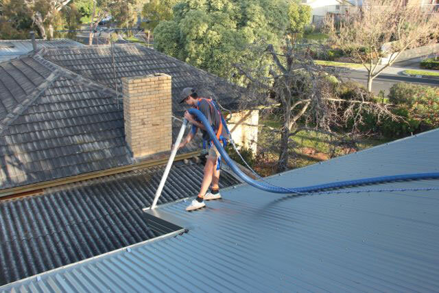 Getting Roof Gutter Cleaning Done Right